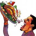 Наркотическая зависимость от еды